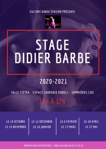 stage didou